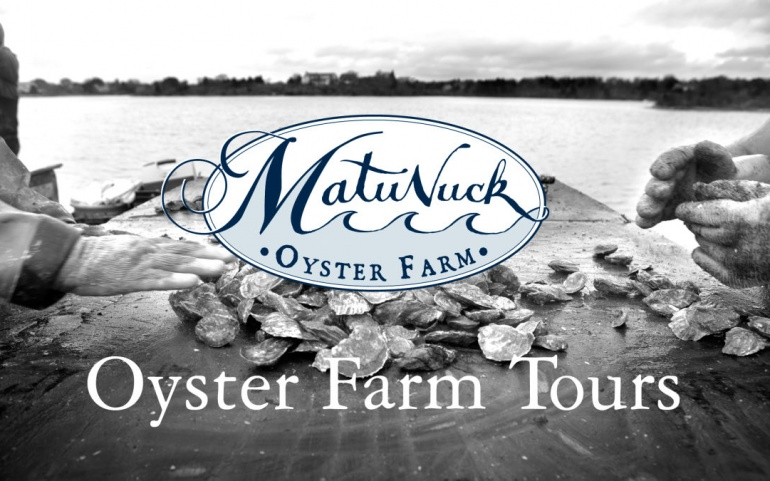 October 9th RI RPAC Major Investor Event: Matunuck Oyster Farm Tour & Tasting