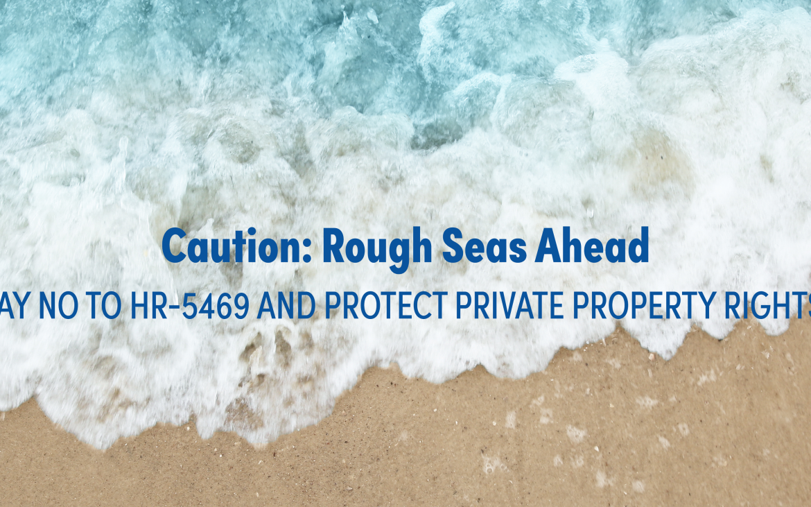 Protect Private Property Rights, Oppose H-5469